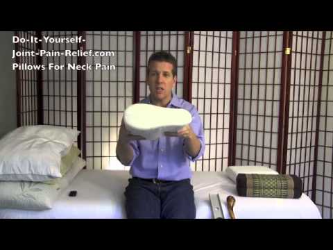 Pillows For Neck Pain Relief