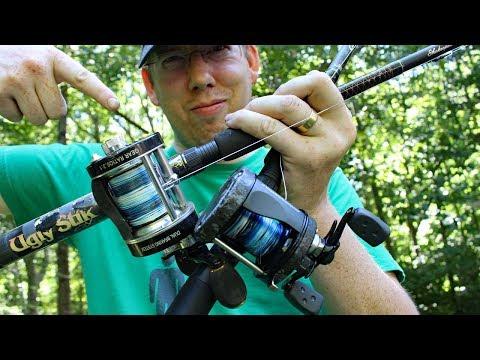 Abu Garcia Catfish Commando vs Ugly Stik GX2 - Catfishing rod review