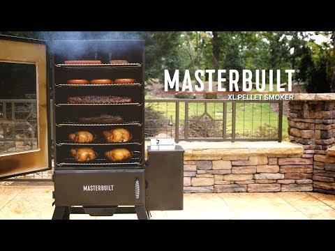 Masterbuilt XL Pellet Smoker