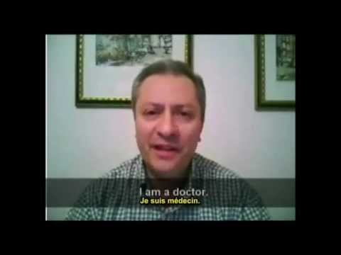 Dr. T. Simoncini - Cancer Is A Fungus And Is Completely Curable