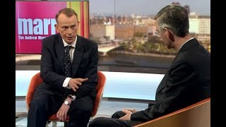 Jacob Rees-Mogg DESTROYS Andrew Marr