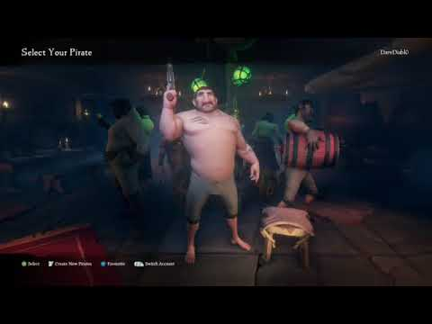 Brian's 1st Time Ever Playing Sea of Thieves