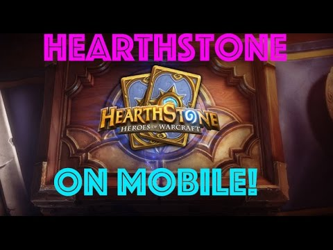 Free Card Packs for Hearthstone iPhone!!