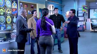 CID - सी आई डी - Daya Shoots Abhijeet - Episode 1084