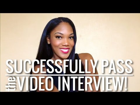 How to Pass the Flight Attendant Video Interview!
