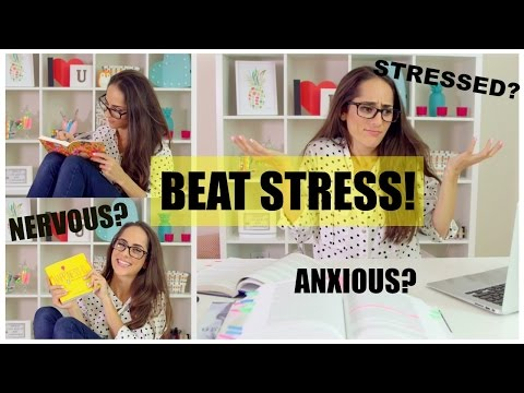 How to Stress Less and Stay Happy ♡   Top Tips to be at Your Productive Best ✓  