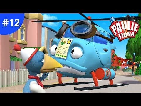 Paulie y Fiona 2 - ep12 La Farsa Policial