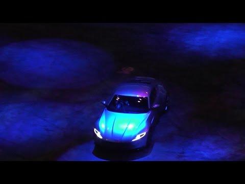 1/5 London 02 Arena Clarkson, Hammond & May Live Aston Martin DB10 Stunt