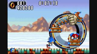 Sonic Advance 3 - Final Zone + Extra Zone + Real Ending