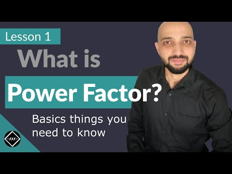 Power Factor | The Basic things you need to know | TheElectricalGuy
