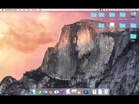 How To Change Name of My Computer or Laptop Mac OS X MacBook iMac