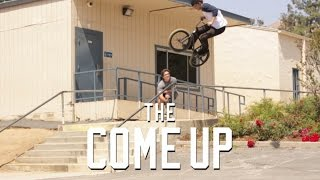 DEVON SMILLIE - THE COME UP BMX 2015 VIDEO
