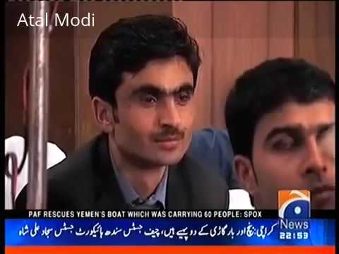 Afghanistani Youth and pakistani youth debating on India