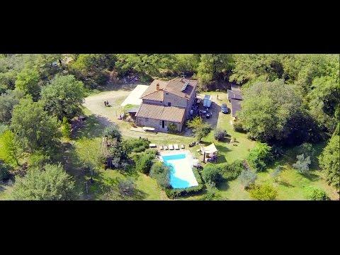 La Selva Giardino del Belvedere - Tuscany villa with private pool