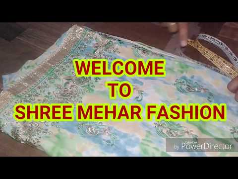 Suit Salwar Cutting very easy and perfect method Step by  step