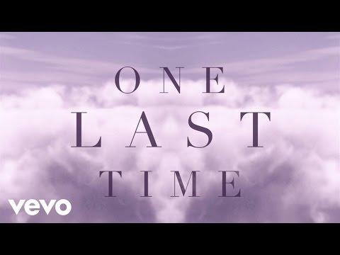 Ariana Grande - One Last Time (Lyric Video)