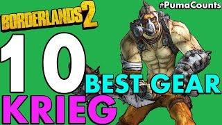 Borderlands 2 Psycho Krieg Class Guide (VideoGamer com) - VideoGamer