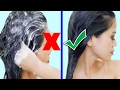 How To Wash Your Hair Correctly and Stop Hair Fall