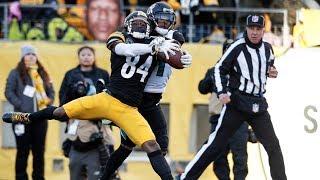Jaguars vs. Steelers 2018 AFC Divisional Game Highlights | NFL