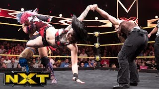 Asuka vs. Ruby Riot vs. Nikki Cross - Women