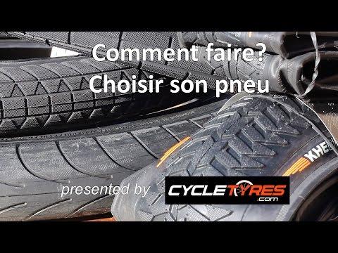 Comment faire? Choisir son pneu - How to choose a tyre