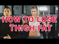 Download How to TRULY Lose Thigh Fat Fast | Do Exercises Reduce Hip size & burn leg fat overnight women & men In Mp4 3Gp Full HD Video