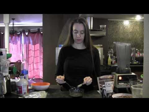 Raw Hardening Chocolate Recipe