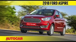 2018 Ford Aspire Facelift   First Drive Review   Autocar India