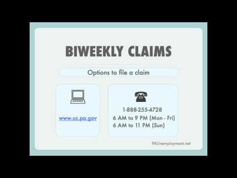 Contact Pennsylvania Unemployment