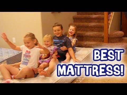 PUFFY MATTRESS REVIEW - BEST MATTRESS IN THE HOUSE - KID TESTED