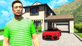 GTA 5 - PLAYING as a NORMAL PERSON!