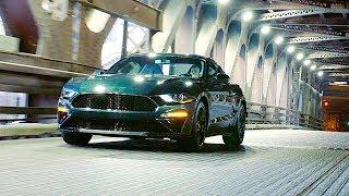 Amazing Ford Mustang Bullitt 2019 Driving Video Great Engine Sound Steve McQueen Bullitt Mustang