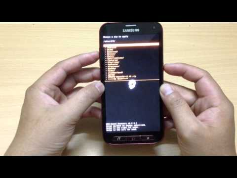 How to Root samsung galaxy s5 sport sprint g860p s5 sprint g900p android lolipop