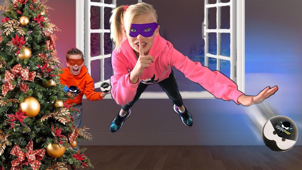 We Broke Into Fans Houses and left Ninja Merch!