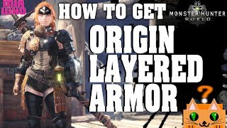 mhw commission layered armor Videos - 9tube tv