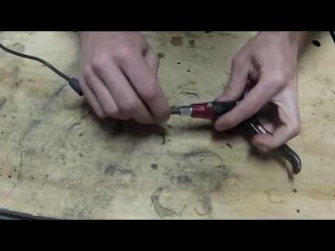 How to shorten a bike brake hose - Acortar latiguillo freno Avid Hope Sram Formula Hayes Magura