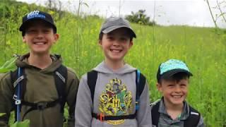 Hiking With Hailey & Caleb