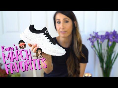 Kara's March Favorites & Must Haves