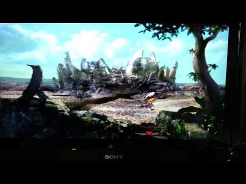 Final Fantasy 7 easy power source farming