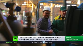 Leading the Field: How Russian-made machines are taking over farming