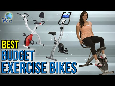 8 Best Budget Exercise Bikes 2017