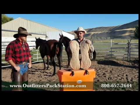 Formfitter Pack Saddle Video 1