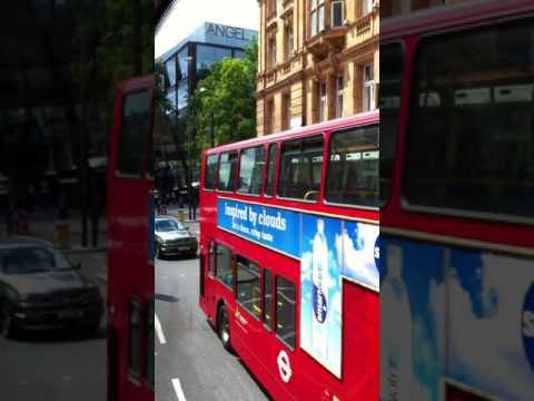 London Bus 73: Cross Street to University College Hospital