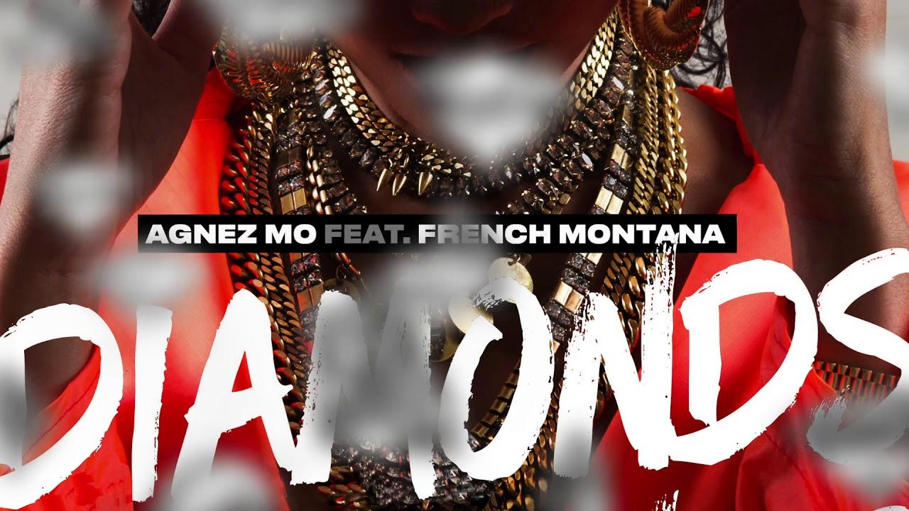 Download AGNEZ MO - Diamonds (feat. French Montana) MP3 Gratis