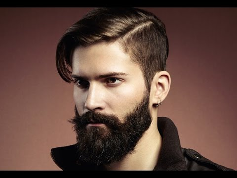 10 Coolest Beards & Hairstyles For Men 2017-2018 | Stylish Hairstyles and Beards For Men 2017-2018