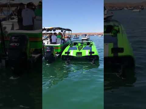 Lickity Split right before fatal Havasu crash