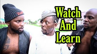 Ekasi gangsters Ep 10 - learning to rob