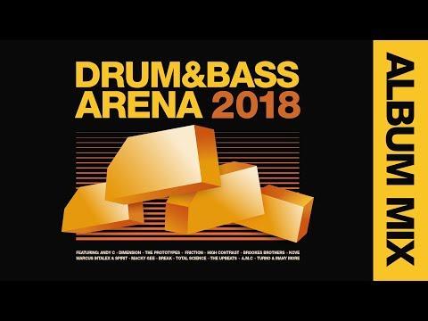 Drum&BassArena 2018 Album Mix