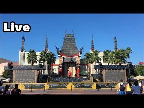 Hollywood Studios and Epcot 1080p Live Stream - 5-26-18 - Walt Disney World
