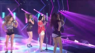 박정현 (Lena Park) - Double Kiss (더블키스) @ 2014.06.24 Live (MTV The Show)